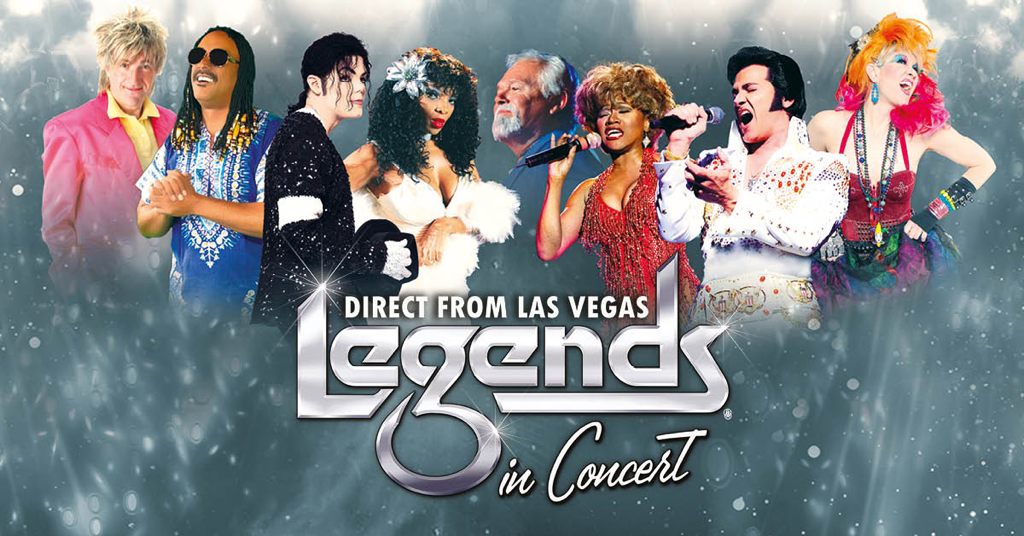 Legends in Concert - The Palms at Crown Melbourne